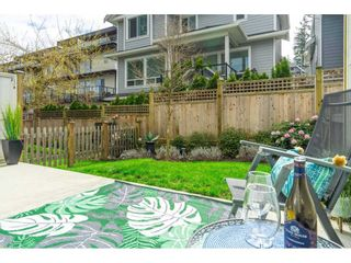 "Photo 34: 10 15717 MOUNTAIN VIEW Drive in Surrey: Grandview Surrey Townhouse for sale in ""Olivia"" (South Surrey White Rock)  : MLS®# R2558848"