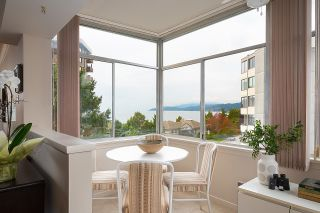 """Photo 16: 505 2135 ARGYLE Avenue in West Vancouver: Dundarave Condo for sale in """"THE CRESCENT"""" : MLS®# R2620347"""