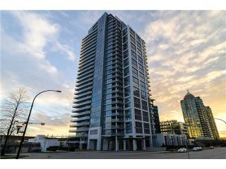 """Photo 1: 401 4400 BUCHANAN Street in Burnaby: Brentwood Park Condo for sale in """"MOTIF"""" (Burnaby North)  : MLS®# V1048182"""