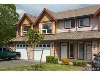Photo 1: 2 172 Belmont Rd in VICTORIA: Co Colwood Corners Row/Townhouse for sale (Colwood)  : MLS®# 729582
