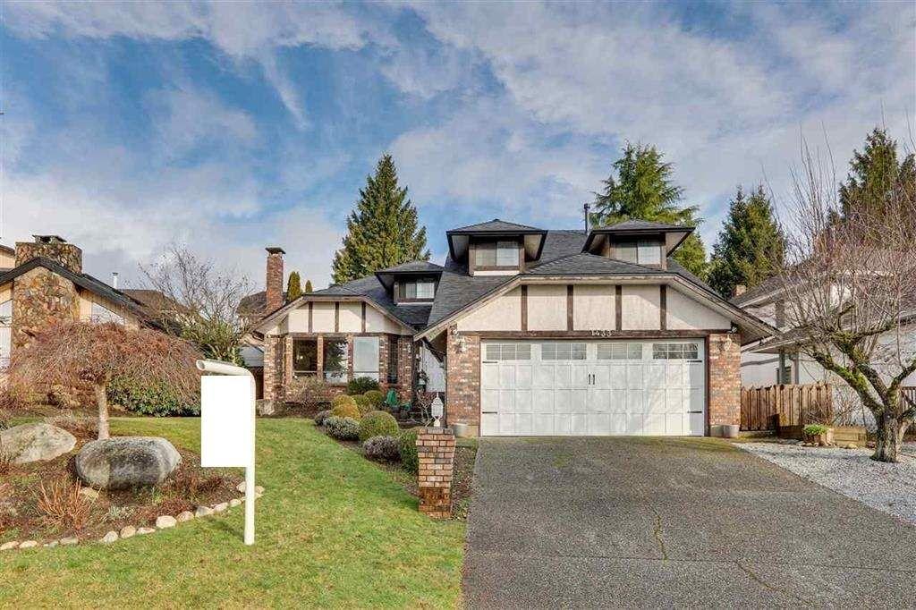 Main Photo: 1433 LANSDOWNE Drive in Coquitlam: Upper Eagle Ridge House for sale : MLS®# R2505867