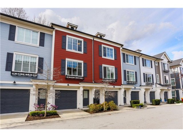 """Main Photo: #70 - 3010 Riverbend Dr, in Coquitlam: Coquitlam East Townhouse for sale in """"WESTWOOD WEST"""" : MLS®# V1113497"""