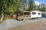 "Main Photo: 215 20071 24 Avenue in Langley: Brookswood Langley Manufactured Home for sale in ""Fernridge Park"" : MLS®# R2538356"
