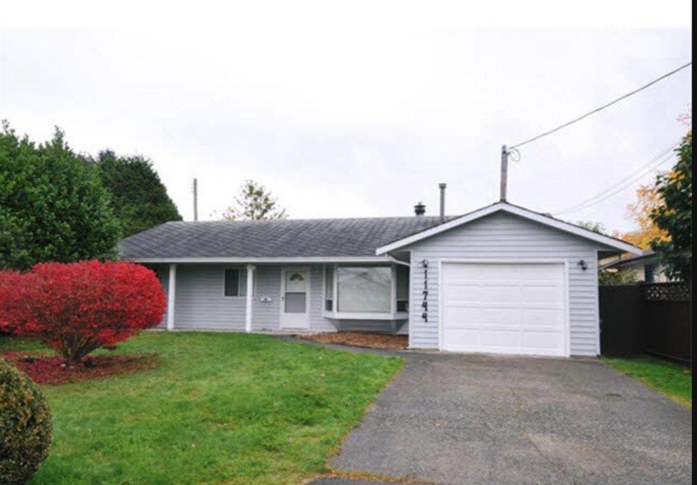 Main Photo: 11744 203 Street in Maple Ridge: Southwest Maple Ridge House for sale : MLS®# R2469640