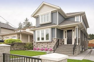 Main Photo: 708 REGAN Avenue in Coquitlam: Coquitlam West House for sale : MLS®# R2059246