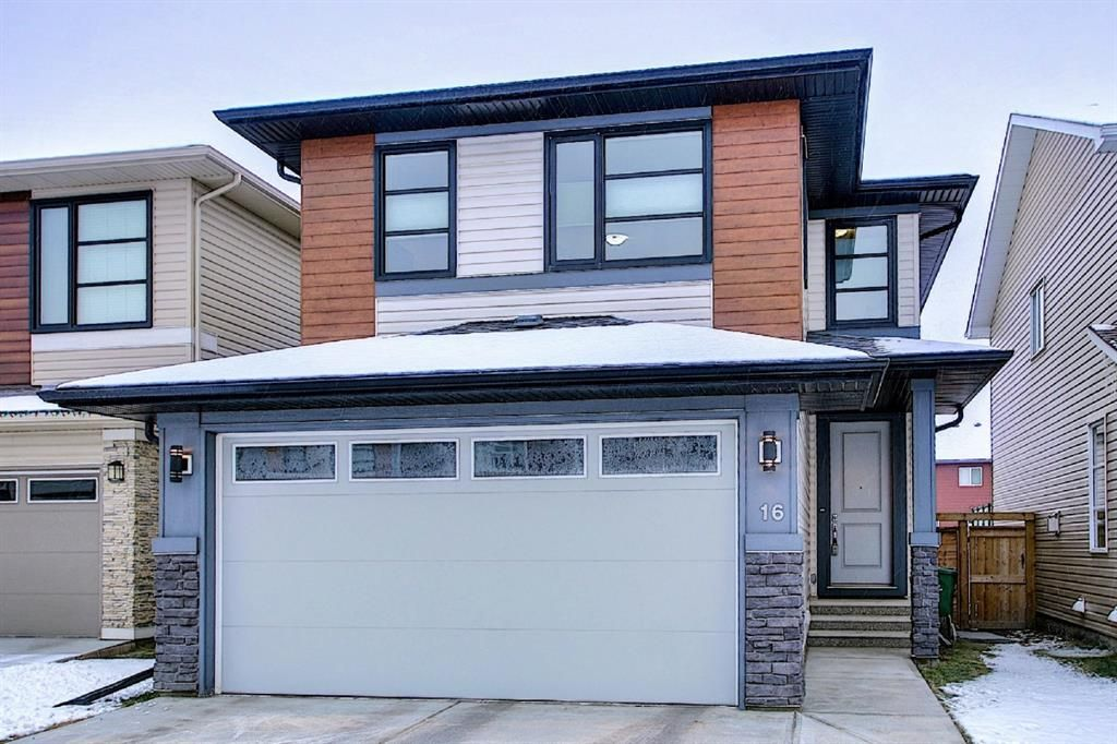Main Photo: 16 Walden Mount SE in Calgary: Walden Residential for sale : MLS®# A1053734
