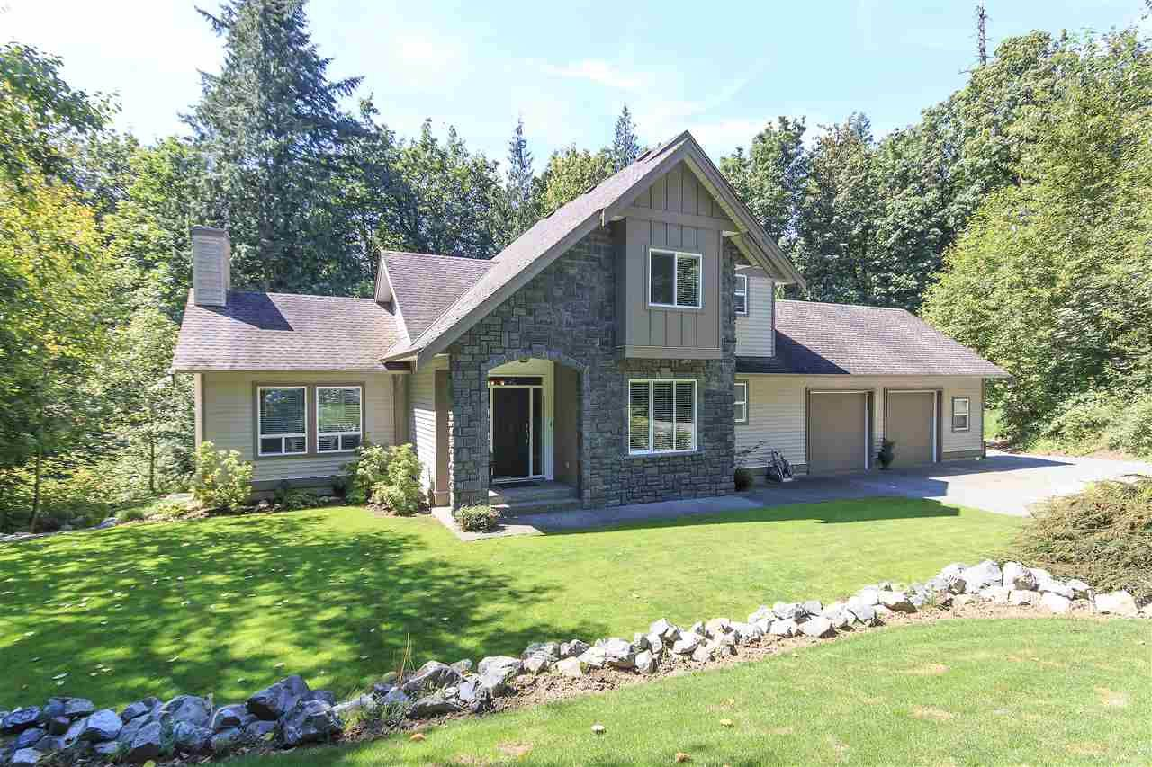 Main Photo: 4535 UDY Road in Abbotsford: Sumas Mountain House for sale : MLS®# R2101409