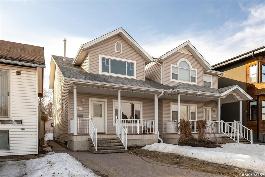 Main Photo: 1537 Spadina Crescent East in Saskatoon: North Park Residential for sale : MLS®# SK845717