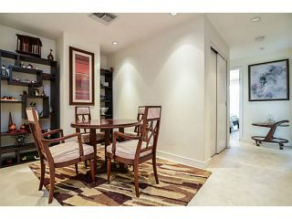 """Photo 14: 107 8 SMITHE MEWS Mews in Vancouver: Yaletown Townhouse for sale in """"THE FLAGSHIP"""" (Vancouver West)  : MLS®# V1075648"""