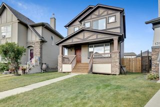 Photo 2: 129 Silverado Plains Close SW in Calgary: Silverado Detached for sale : MLS®# A1139715