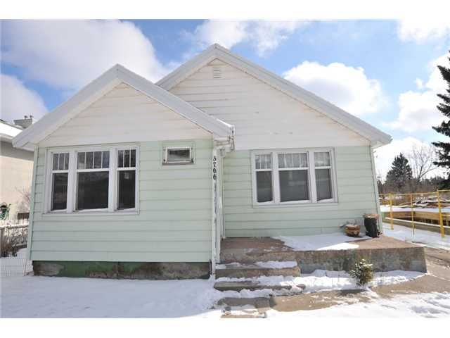 Main Photo: 3706 14A ST SW in CALGARY: Altadore_River Park House for sale (Calgary)  : MLS®# C3605879
