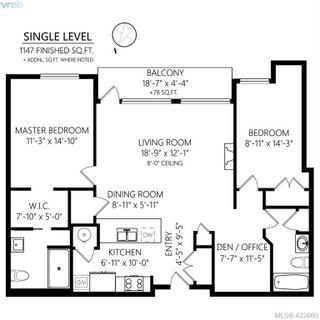 Photo 44: 307 1510 Hillside Ave in VICTORIA: Vi Hillside Condo for sale (Victoria)  : MLS®# 837064