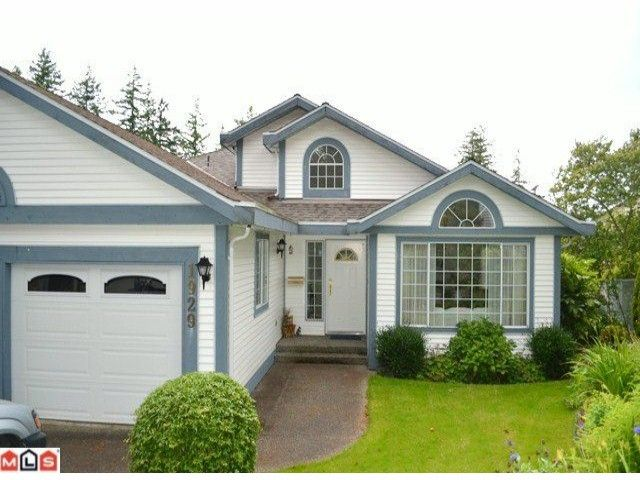 """Main Photo: 1929 128A Street in Surrey: Crescent Bch Ocean Pk. House for sale in """"OCEAN PARK"""" (South Surrey White Rock)  : MLS®# F1216339"""