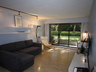 """Photo 1: # 107 2424 CYPRESS ST in Vancouver: Kitsilano Condo for sale in """"Cypress Garden"""" (Vancouver West)  : MLS®# V1009052"""