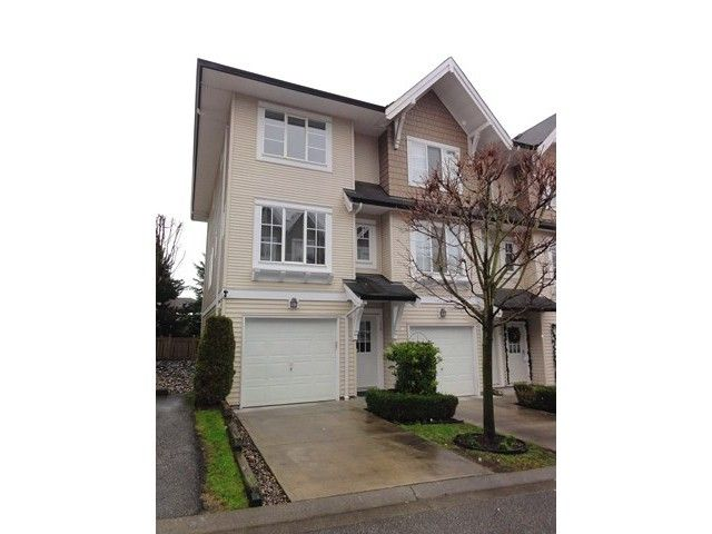 """Main Photo: 78 20560 66TH Avenue in Langley: Willoughby Heights Townhouse for sale in """"Amberleigh"""" : MLS®# F1408108"""
