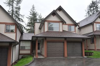 "Photo 1: 22 23151 HANEY Bypass in Maple Ridge: East Central Townhouse for sale in ""STONEHOUSE ESTATES"" : MLS®# R2386013"