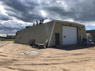 Photo 1: 10032 Marquis Avenue in North Battleford: Parsons Industrial Park Commercial for sale : MLS®# SK812931