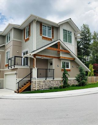 "Photo 1: 6 20498 82 Avenue in Langley: Willoughby Heights Townhouse for sale in ""Gabriola Park"" : MLS®# R2535365"