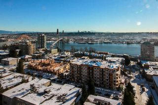 Photo 3: 1502 320 ROYAL Avenue in New Westminster: Downtown NW Condo for sale : MLS®# R2125923