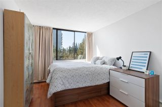 """Photo 13: 908 4105 MAYWOOD Street in Burnaby: Metrotown Condo for sale in """"Time Square"""" (Burnaby South)  : MLS®# R2570116"""