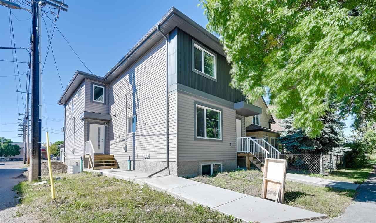 Main Photo: 11814 79 Street in Edmonton: Zone 05 House Half Duplex for sale : MLS®# E4229017