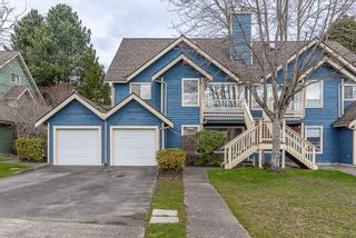 "Photo 1: 102 12165 78 Avenue in Surrey: West Newton Townhouse for sale in ""CAMUS GARDENS"" : MLS®# R2548853"