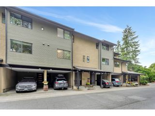 Photo 1: 3442 Nairn Avenue in Vancouver: Champlain Heights Townhouse for sale (Vancouver East)  : MLS®# R2603278
