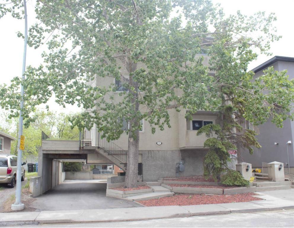 Main Photo: 4 2512 15 Street SW in Calgary: Bankview Apartment for sale : MLS®# A1118357