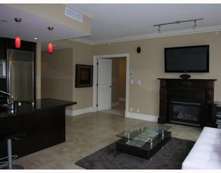 Photo 5: # 602 1280 RICHARDS ST in Vancouver: Condo for sale : MLS®# V776467