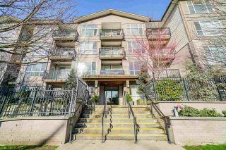 """Photo 1: 304 2343 ATKINS Avenue in Port Coquitlam: Central Pt Coquitlam Condo for sale in """"Pearl"""" : MLS®# R2576786"""