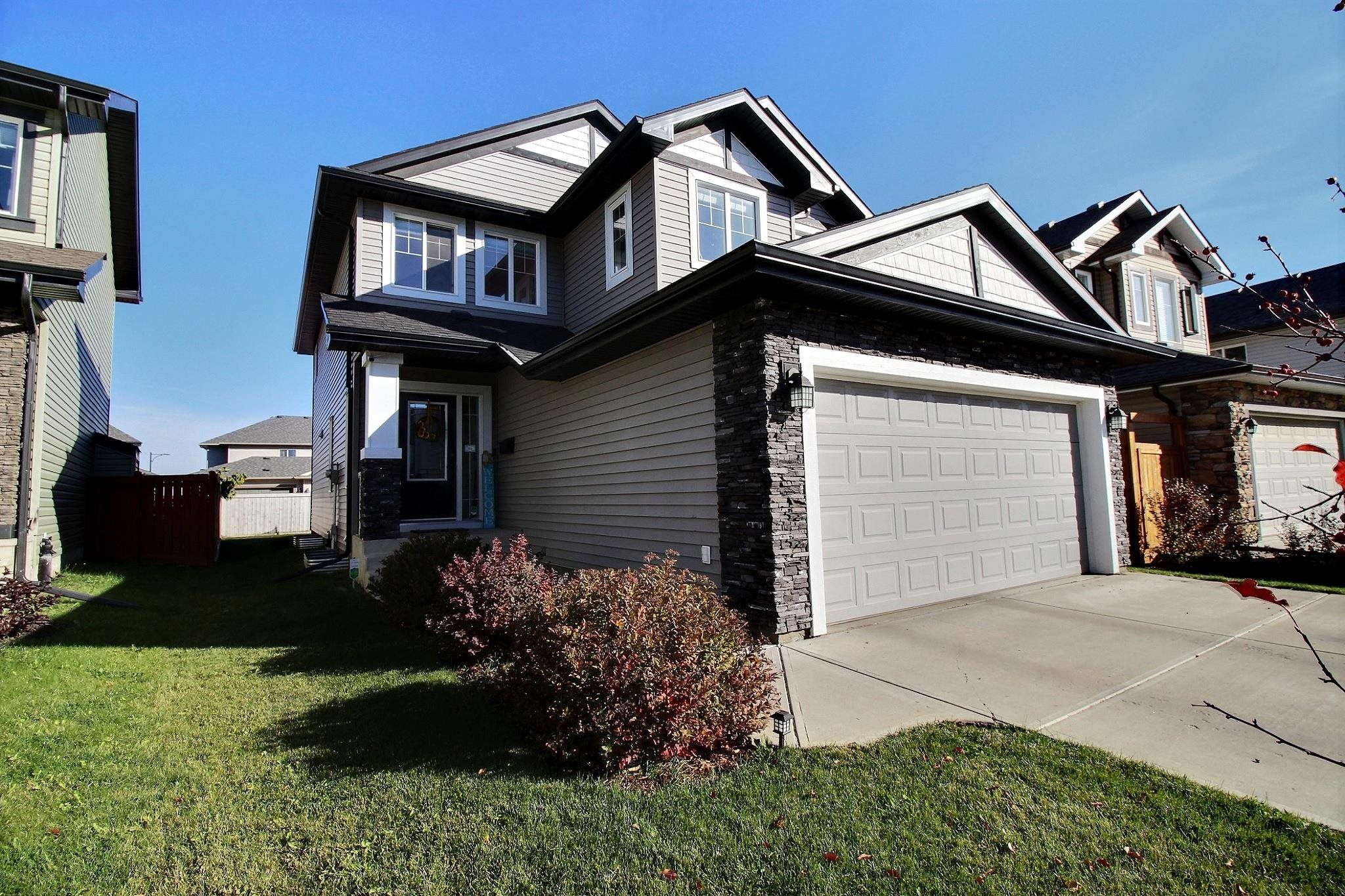 Main Photo: 5 MEADOWVIEW Landing: Spruce Grove House for sale : MLS®# E4266120