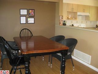 """Photo 5: 42 6651 203RD Street in Langley: Willoughby Heights Townhouse for sale in """"SUNSCAPE"""" : MLS®# F1201398"""