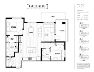 """Photo 28: 315 3038 ST. GEORGE Street in Port Moody: Port Moody Centre Condo for sale in """"GEORGE BY MARCON"""" : MLS®# R2555633"""