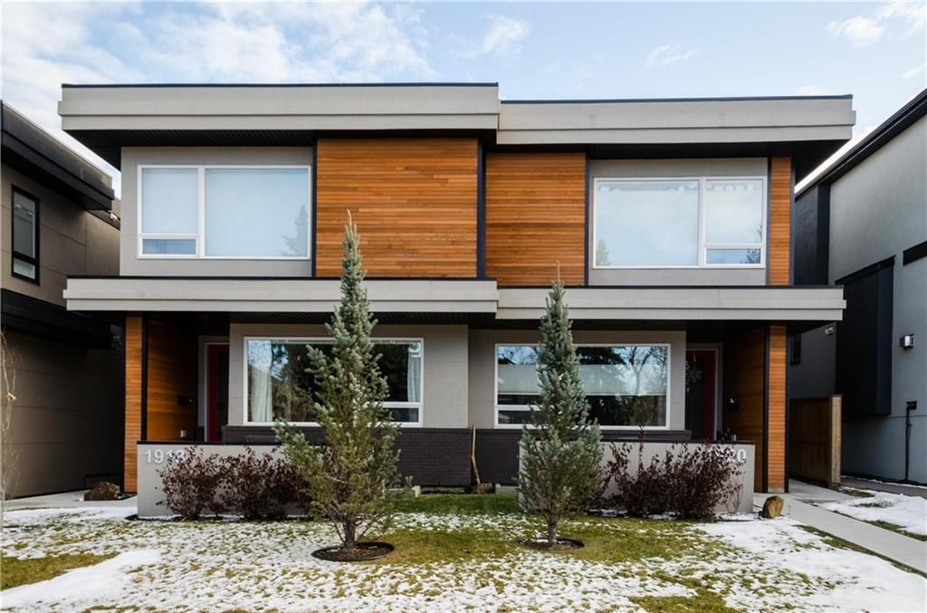 Main Photo: 2 1920 25A Street SW in Calgary: Richmond Row/Townhouse for sale : MLS®# A1102890