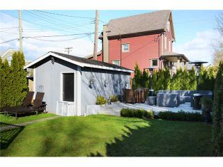 Photo 20: 3292 LAUREL Street in Vancouver: Cambie House for sale (Vancouver West)  : MLS®# V1050067
