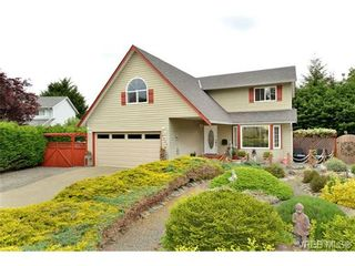Photo 1: 3087 Brittany Dr in VICTORIA: Co Sun Ridge House for sale (Colwood)  : MLS®# 730432