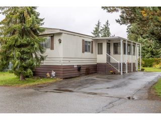 """Main Photo: 143 3665 244 Street in Langley: Otter District Manufactured Home for sale in """"LANGLEY GROVE ESTATES"""" : MLS®# R2625969"""