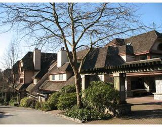 """Photo 1: 34 3960 CANADA Way in Burnaby: Burnaby Hospital Townhouse for sale in """"CASCADE VILLAGE"""" (Burnaby South)  : MLS®# V689935"""