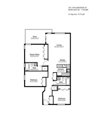 """Photo 25: 201 5388 GRIMMER Street in Burnaby: Metrotown Condo for sale in """"Phoenix"""" (Burnaby South)  : MLS®# R2596886"""