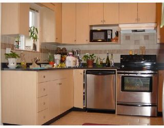 Photo 5: 4952 DOMINION Street in Burnaby: Central BN 1/2 Duplex for sale (Burnaby North)  : MLS®# V702179