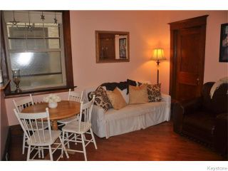 Photo 11: 828 Preston Avenue in WINNIPEG: West End / Wolseley Condominium for sale (West Winnipeg)  : MLS®# 1521220