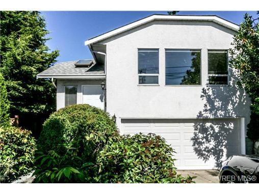 Main Photo: 4274 Glanford Ave in VICTORIA: SW Glanford Half Duplex for sale (Saanich West)  : MLS®# 733622