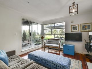 """Photo 14: 104 1990 E KENT AVENUE SOUTH in Vancouver: South Marine Condo for sale in """"Harbour House at Tugboat Landing"""" (Vancouver East)  : MLS®# R2607315"""