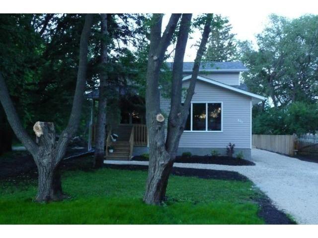 Main Photo: 841 Elmhurst Road in WINNIPEG: Charleswood Residential for sale (South Winnipeg)  : MLS®# 1213229