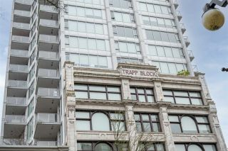 "Photo 2: 1604 668 COLUMBIA Street in New Westminster: Quay Condo for sale in ""TRAPP & HOLBROOK"" : MLS®# R2541245"