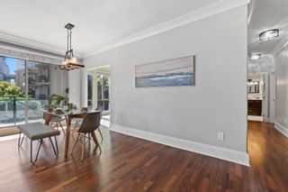 """Photo 7: 207 5 RENAISSANCE Square in New Westminster: Quay Townhouse for sale in """"THE LIDO"""" : MLS®# R2617609"""
