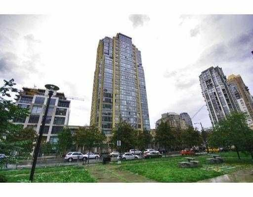 Main Photo: 1001 - 1188 Richards Street in Vancouver: Downtown Condo for sale (Vancouver West)  : MLS®# V672153