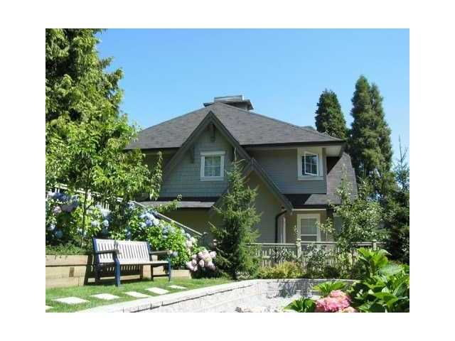 """Main Photo: 43 8415 CUMBERLAND Place in Burnaby: The Crest Townhouse for sale in """"ASHCOMBE"""" (Burnaby East)  : MLS®# V934775"""