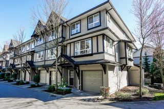 """Photo 1: 20 6747 203 Street in Langley: Willoughby Heights Townhouse for sale in """"Sagebrook"""" : MLS®# R2347657"""
