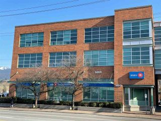 Main Photo: 1460 MAIN Street in North Vancouver: Lynnmour Office for sale : MLS®# C8038179